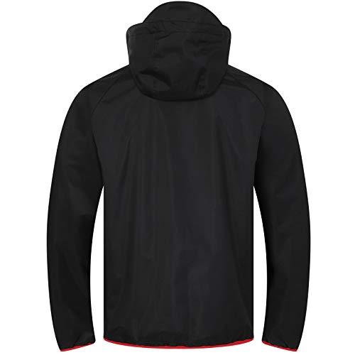 Liverpool FC Mens Jacket Shower Windbreaker Official Football Gift 4