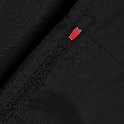 Liverpool FC Mens Jacket Shower Windbreaker Official Football Gift 6