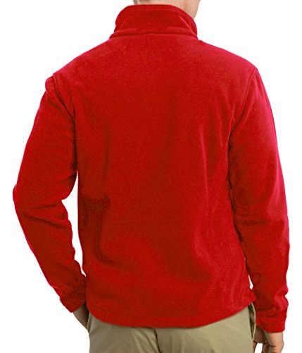 MIG - Mud Ice Gravel Mens Classic Fleece Jacket Coat Sizes XS To 4XL - Work Leisure Sports Casual 3