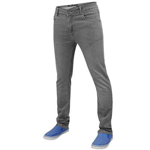 Mens G-72 Stretch Skinny Slim Fit Denim Jeans Cotton Pants 3