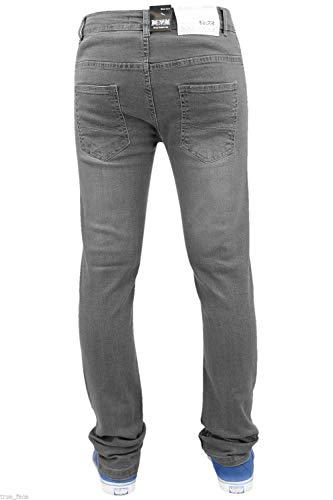 Mens G-72 Stretch Skinny Slim Fit Denim Jeans Cotton Pants 4