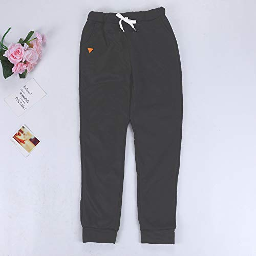 MoneRffi Women Tracksuit 2 Piece Set Casual Pullover Hoodie Tops and Sweatpants Sportwear Jogger Outfits Loungwear Set 8