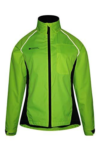 Mountain Warehouse Adrenaline Womens Waterproof Jacket - Breathable Ladies Coat, Taped Seams, Reflective Trims Rain… 5