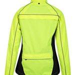 Mountain Warehouse Adrenaline Womens Waterproof Jacket - Breathable Ladies Coat, Taped Seams, Reflective Trims Rain… 25