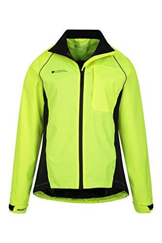 Mountain Warehouse Adrenaline Womens Waterproof Jacket - Breathable Ladies Coat, Taped Seams, Reflective Trims Rain… 7