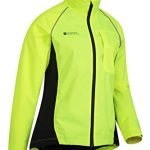 Mountain Warehouse Adrenaline Womens Waterproof Jacket - Breathable Ladies Coat, Taped Seams, Reflective Trims Rain… 29