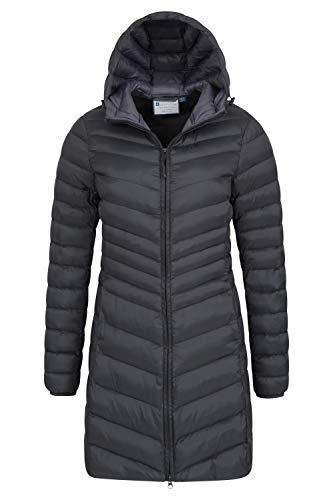 Mountain Warehouse Florence Womens Winter Long Padded Jacket - Water Resistant Rain Coat, Lightweight Ladies Jacket… 3