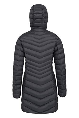 Mountain Warehouse Florence Womens Winter Long Padded Jacket - Water Resistant Rain Coat, Lightweight Ladies Jacket… 5