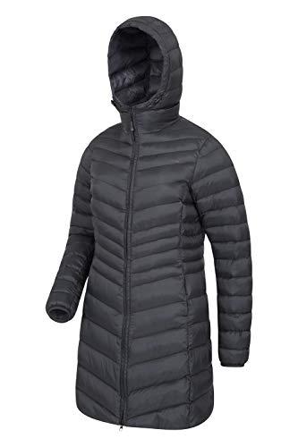 Mountain Warehouse Florence Womens Winter Long Padded Jacket - Water Resistant Rain Coat, Lightweight Ladies Jacket… 6