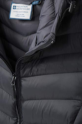 Mountain Warehouse Florence Womens Winter Long Padded Jacket - Water Resistant Rain Coat, Lightweight Ladies Jacket… 7