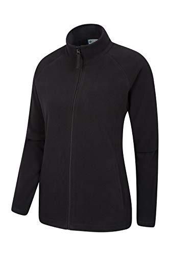 Mountain Warehouse Raso Womens Fleece - Microfleece Ladies Sweater Top, Breathable Baselayer, Soft Touch, Warm - Best… 6