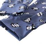 MyFav Women's Sleepwear Long Sleeve Top and Pants Pyjama Set Panda Print Nighty 21