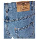 MyShoeStore Mens Original Cotton Jeans Plain Straight Leg Heavy Duty Denim Wash Boys Jean Classic Designer Fit Casual… 12