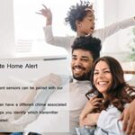 Mydome Wireless Driveway Alarm Sensor & Garden Sensor alarm | Home Security Plugin Chime Kit, Designed for UK Homes and… 22