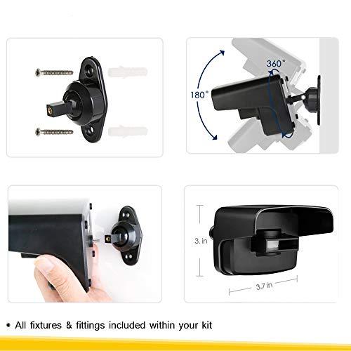 Mydome Wireless Driveway Alarm Sensor & Garden Sensor alarm | Home Security Plugin Chime Kit, Designed for UK Homes and… 5