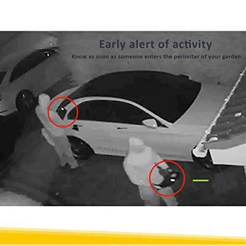 Mydome Wireless Driveway Alarm Sensor & Garden Sensor alarm | Home Security Plugin Chime Kit, Designed for UK Homes and… 7