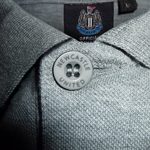 Newcastle United Mens Polo Shirt Crest Official Football Gift 5
