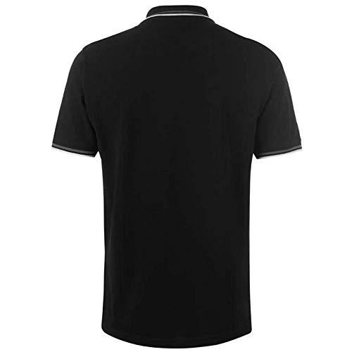 Pierre Cardin Tipped Men's Polo Shirt Short Sleeve Tee Top 3