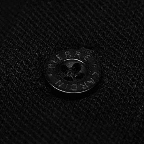 Pierre Cardin Tipped Men's Polo Shirt Short Sleeve Tee Top 4