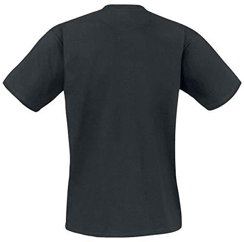 Pink Floyd Dark Side of The Moon - Live On Stage 1972 Men T-Shirt Black, Regular 4