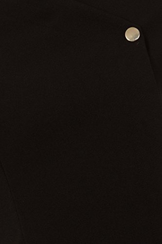 Proluxe Press Stud Salon Tunic - Beauty Hairdressing Massage Therapist Spa Health Work Nail Uniform - Available in 6… 5