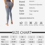 RIOJOY Scrunch Butt Gym Leggings Women 3D Mesh Knitted Bubble Textured Anti-Cellulite Gym Leggings High Waist 23