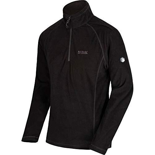 Regatta Men's Montes Lightweight Half Zip Overhead Micro Fleece Jacket 5