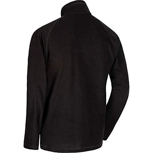 Regatta Men's Montes Lightweight Half Zip Overhead Micro Fleece Jacket 6