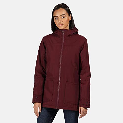 Regatta Women's Bergonia Ii Waterproof Taped Seams Insulated Hooded Jacket 3