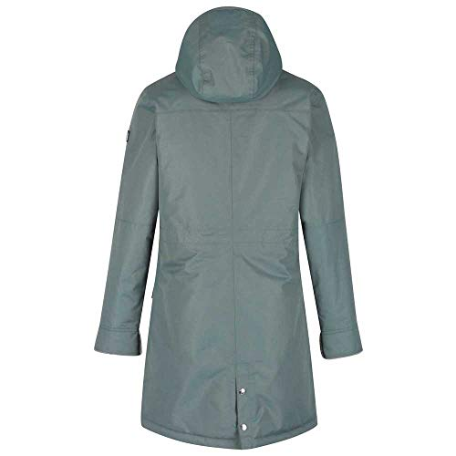 Regatta Women's Rimona Waterproof Breathable Taped Seams Insulated Lined Hooded Jacket Jacket 3