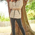 Roman Originals Women Padded Parka Coat Ladies Puffer Quilted Bubble Jacket Autumn Winter Waterproof Rainproof Wind… 18