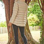 Roman Originals Women Padded Parka Coat Ladies Puffer Quilted Bubble Jacket Autumn Winter Waterproof Rainproof Wind… 19