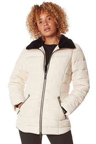 Roman Originals Women Padded Parka Coat Ladies Puffer Quilted Bubble Jacket Autumn Winter Waterproof Rainproof Wind… 1