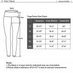 STYLEWORD Womens Leggings Yoga Pants with Pockets High Waist Gym Workout Running Sports Leggings 17