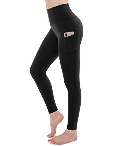 STYLEWORD Womens Leggings Yoga Pants with Pockets High Waist Gym Workout Running Sports Leggings 1