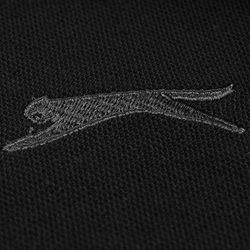 Slazenger Men's Polo Shirt, Short-Sleeved, Striped Details 5