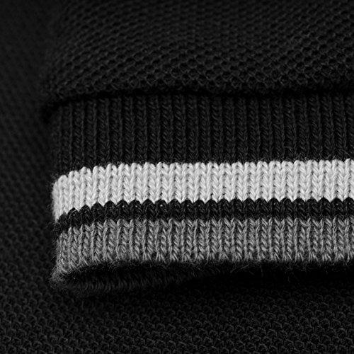 Slazenger Men's Polo Shirt, Short-Sleeved, Striped Details 7
