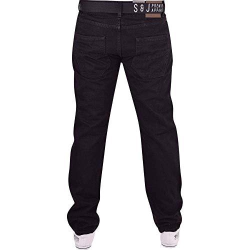 Smith and Jones Branded Jean Hardwearing Fashion Denim 3