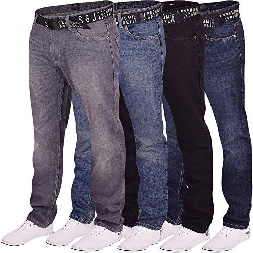 Smith and Jones Branded Jean Hardwearing Fashion Denim 6