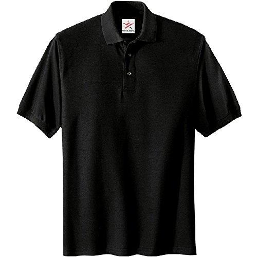 Star and Stripes Premium Polo Shirts Durable Plain Work wear Polo Shirt 1