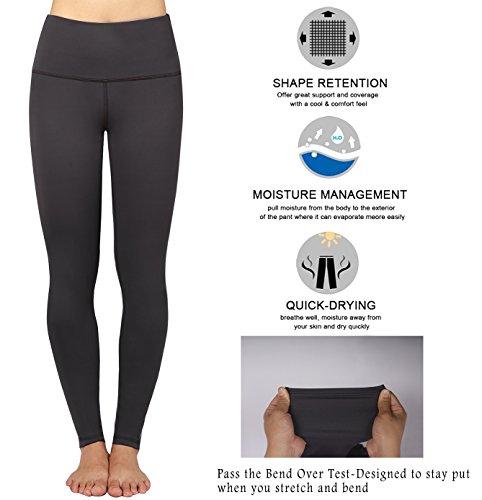 Sugar Pocket Women's Sports Pants Yoga Leggings Tights Workout Pant Running Pant 3
