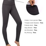 Sugar Pocket Women's Sports Pants Yoga Leggings Tights Workout Pant Running Pant 21