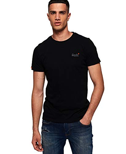 Superdry Men's Label Vntge Emb S/S Tee Kniited Tank Top 1