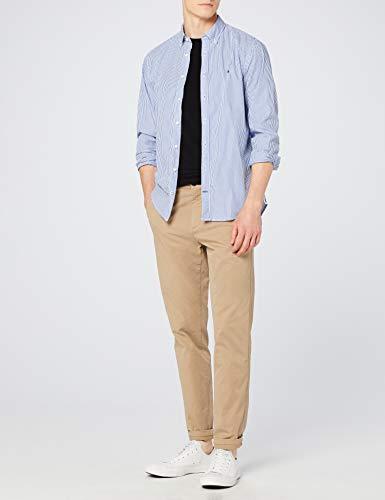 Tommy Hilfiger - Tommy Hilfiger Mens - Mens T Shirt - Mens Clothes - Designer T Shirts Men - Core Stretch Slim CN T… 3