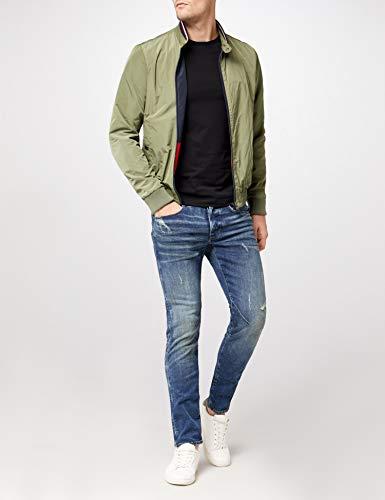 Tommy Hilfiger - Tommy Hilfiger Mens - Mens T Shirt - Mens Clothes - Designer T Shirts Men - Core Stretch Slim CN T… 8