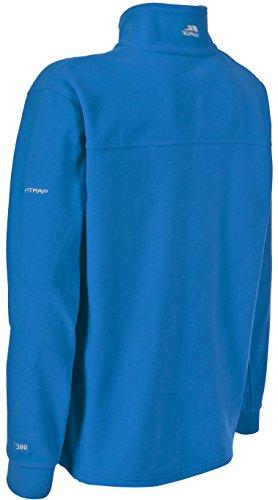 Trespass Bernal Men`s Sueded Full Zip Fleece Jacket 3