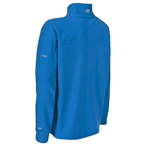 Trespass Bernal Men`s Sueded Full Zip Fleece Jacket 4