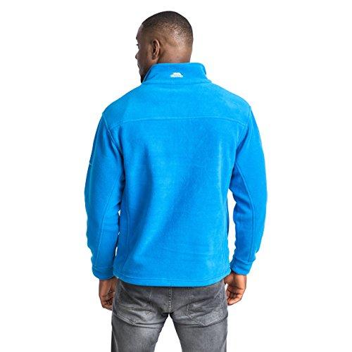 Trespass Bernal Men`s Sueded Full Zip Fleece Jacket 5