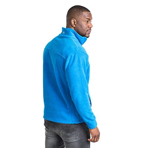 Trespass Bernal Men`s Sueded Full Zip Fleece Jacket 6