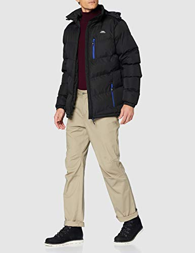 Trespass Blustery Mens Padded Jacket with Hood 3